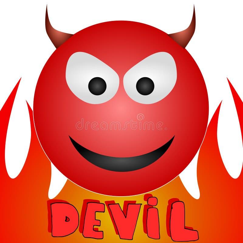 Devil royalty free illustration