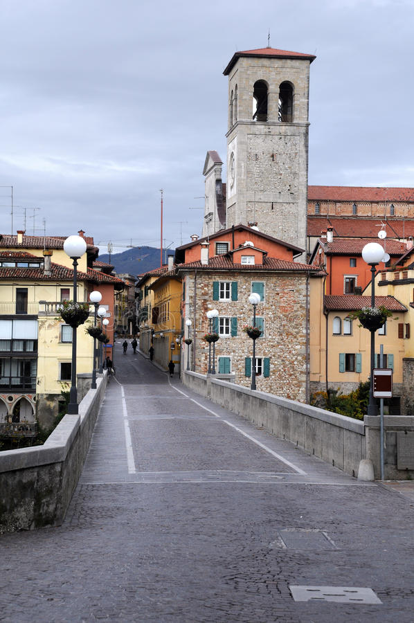 Devil s Bridge in Cividale del Friuli