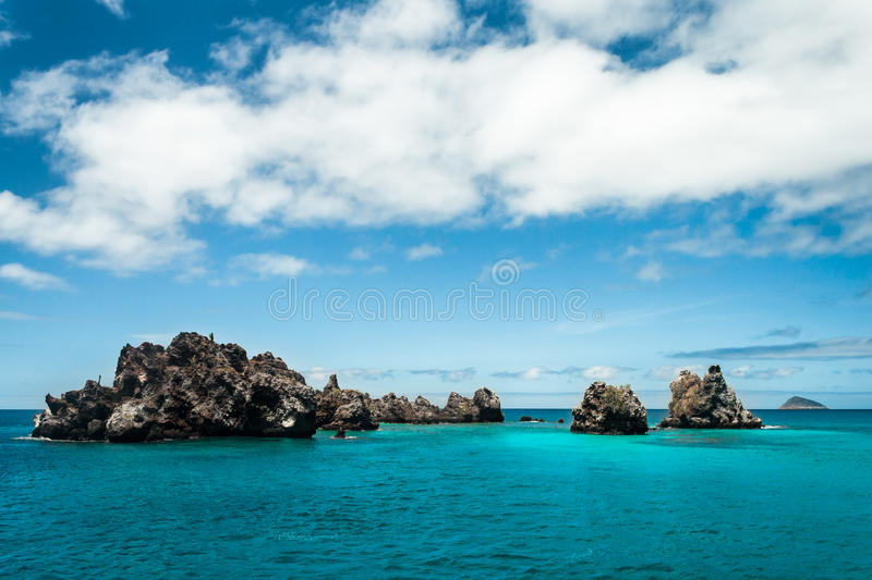 Download Devil's Crown, Galapagos Islands Royalty Free Stock Photography - Image: 25539387