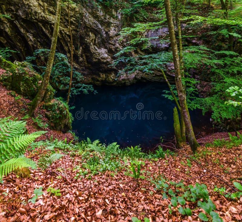 Devil's Lake royalty free stock photography