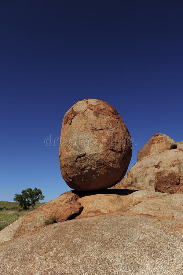 Devil S Marbles Northern Territory Australia Stock Photo