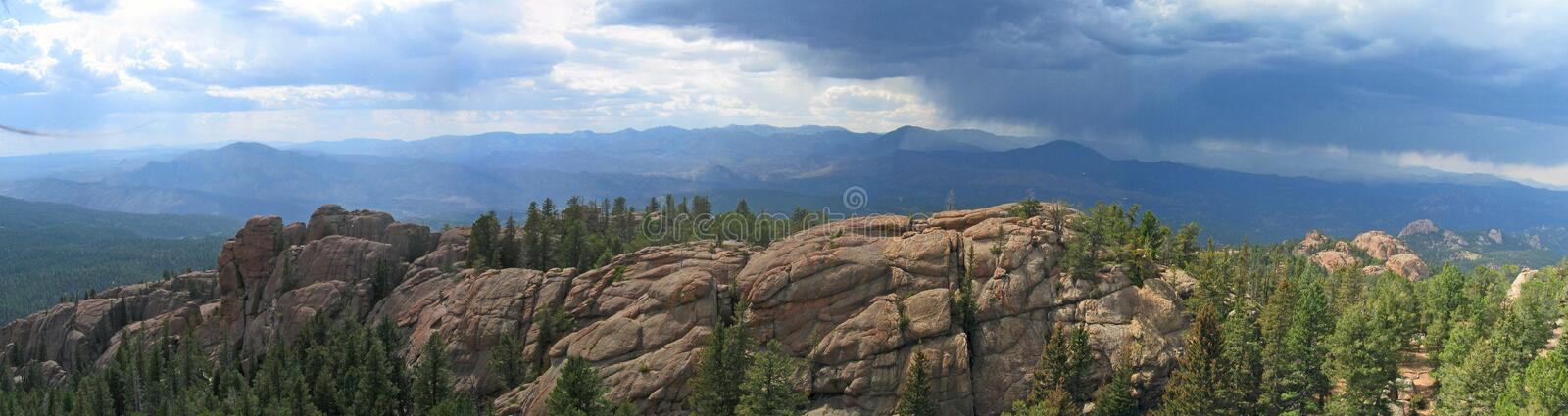 Devils Head Park royalty free stock photography