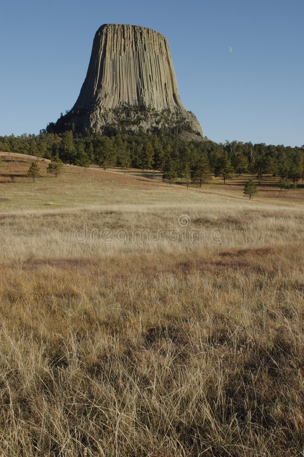 Download Devils Tower Stock Photo - Image: 1413550