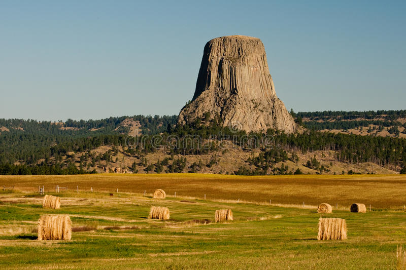 Download Devils Tower Stock Photo - Image: 16695320