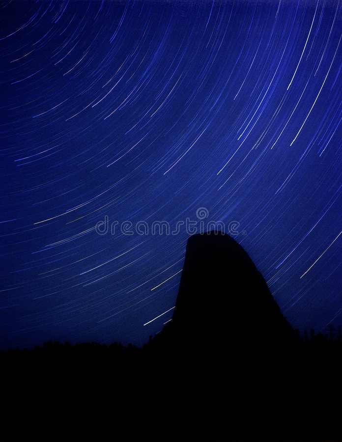 Download DevilsTower#18 stock photo. Image of monolith, monument - 1414322
