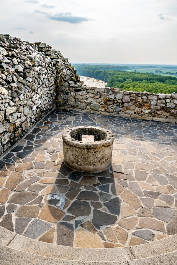 Devin Castle Slovakia 23 royalty free stock images
