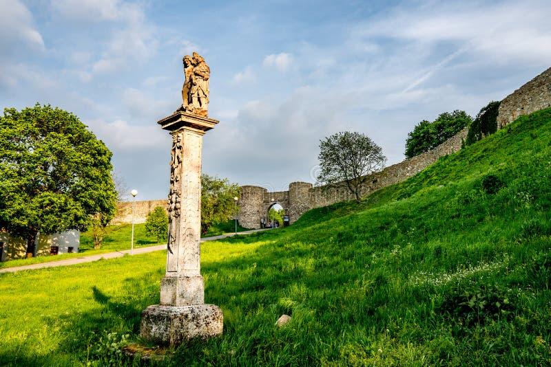 Devin Castle Slovakia 41 foto de archivo libre de regalías