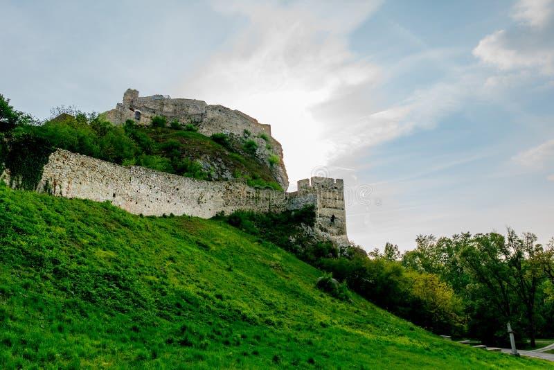 Devin Castle Slovakia 37 royalty free stock photos
