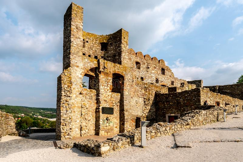 Devin Castle Slovakia 05 imagem de stock royalty free