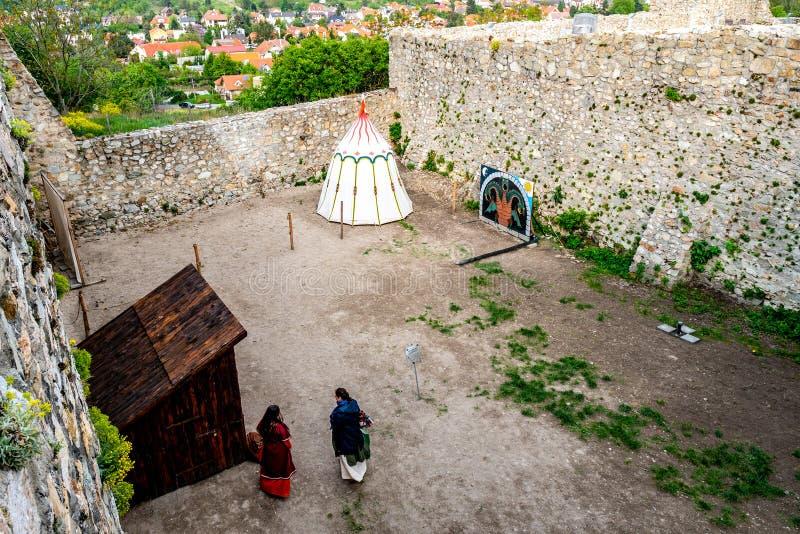 Devin Castle Slovakia 27 stock images