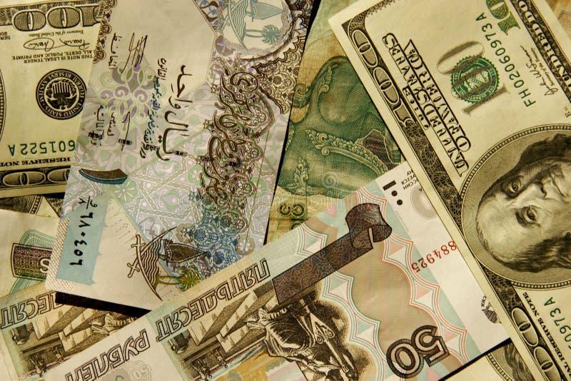 devise étrangère photos stock
