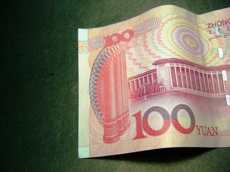 Download Devise Chinoise : Yuan 100 (horizontal) Image stock - Image du blanc, riche: 725069