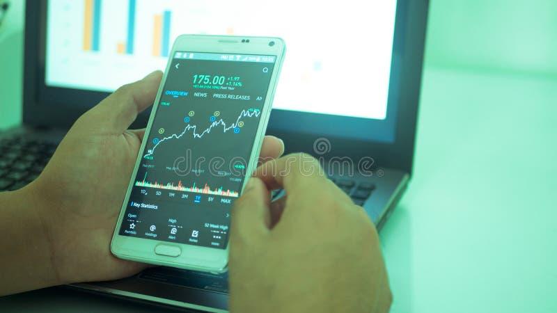 Devisenhandelsdiagramm und Kerzenhalterdiagramm lizenzfreie stockfotos