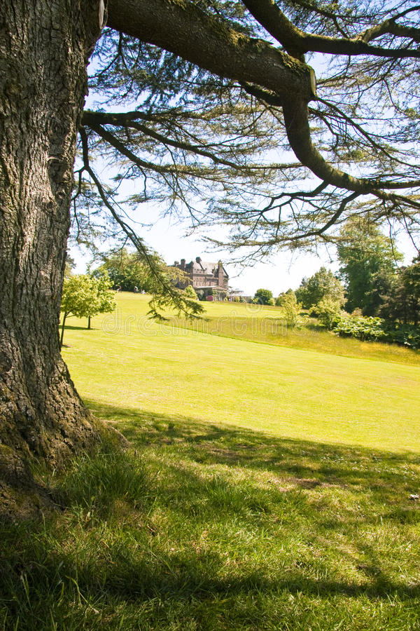 Download Devon country home stock image. Image of historic, estate - 9568969