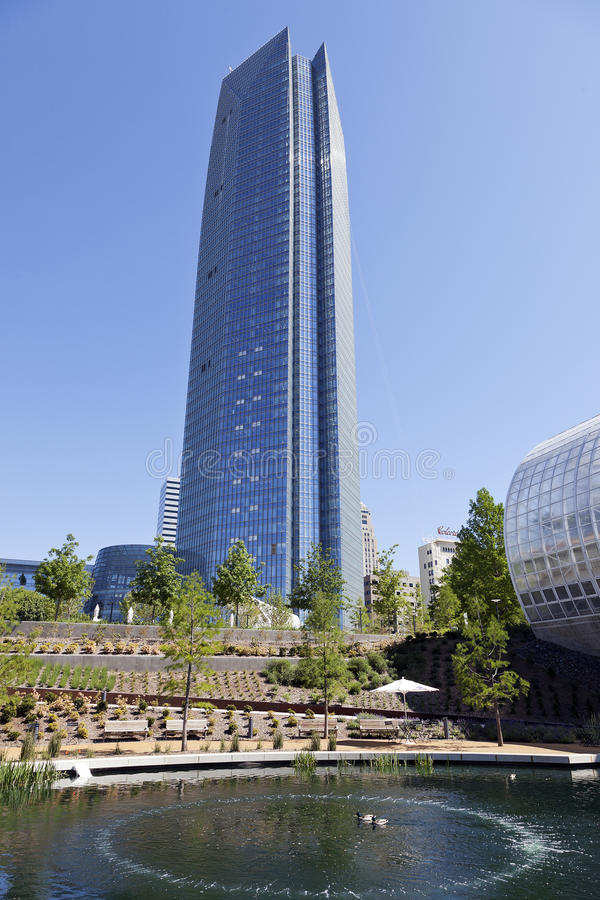 Download Devon Tower-Devon Energy Center, Oklahoma City Editorial Photography - Image: 24613807