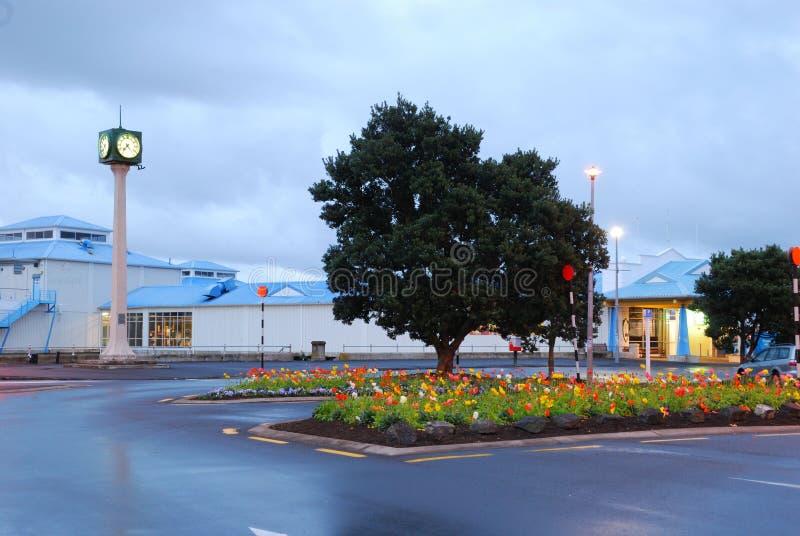 Devonport, Nieuw Zeeland stock foto