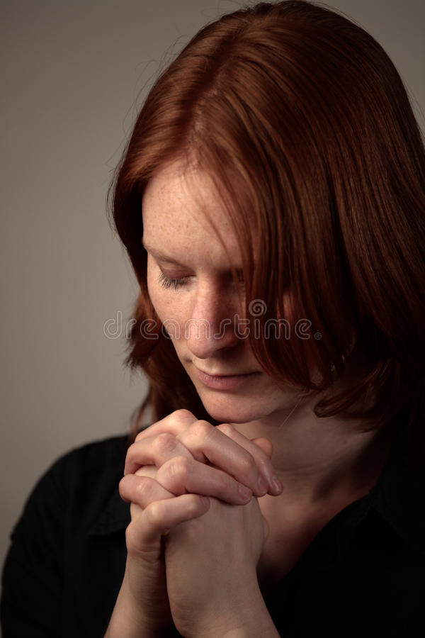 Download Devoted Prayer Royalty Free Stock Photos - Image: 12705858