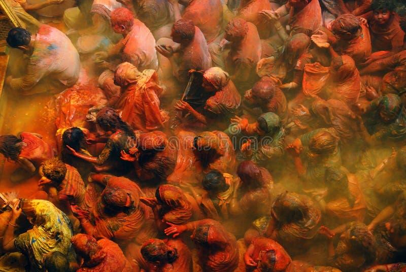 Devoto indiano fotografia stock libera da diritti