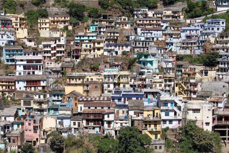 Devprayag, Inde images libres de droits