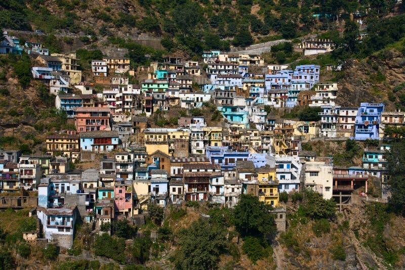 Download Devprayag, Uttarakhand, India. Stock Image - Image: 28233199