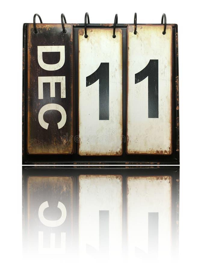11. Dezember vektor abbildung