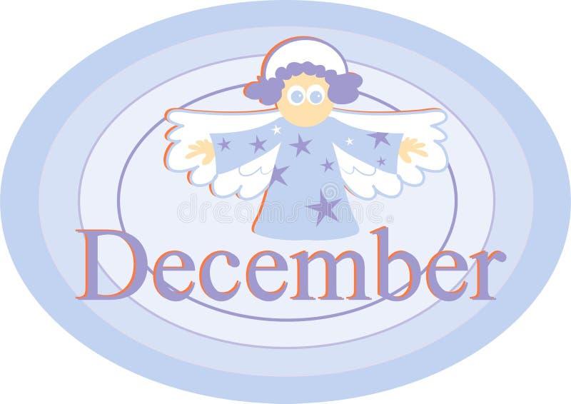 Download Dezember vektor abbildung. Illustration von jahreszeiten - 37773