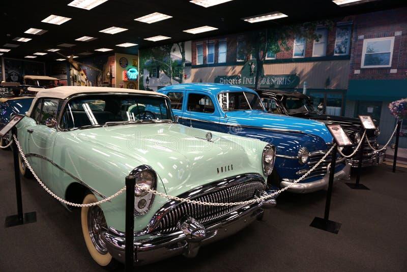 Dezer muzeum, Miami zdjęcia stock