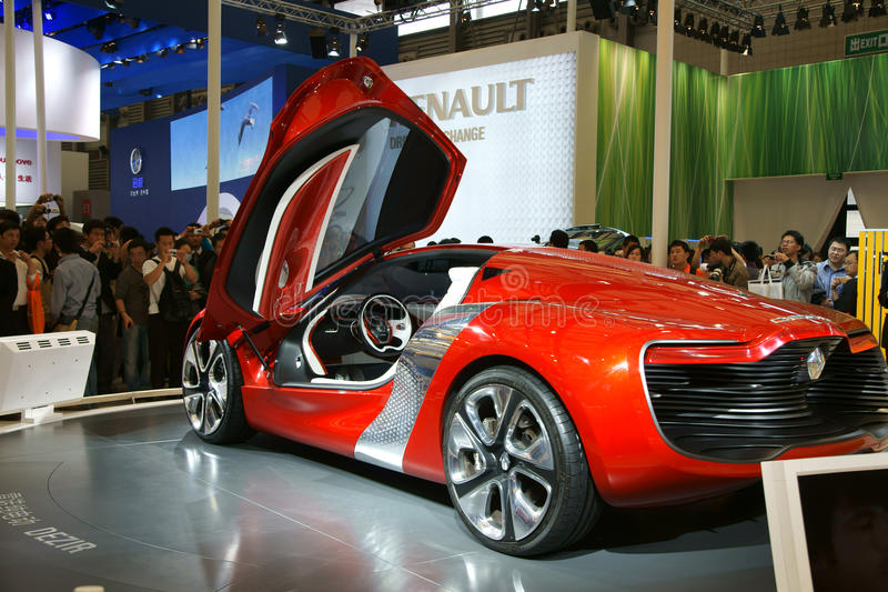 Dezir de Renault imagen de archivo libre de regalías