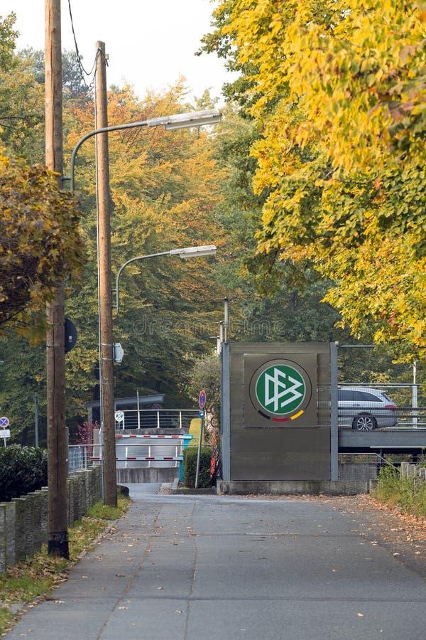 DFB Zentrale Francoforte fotos de stock