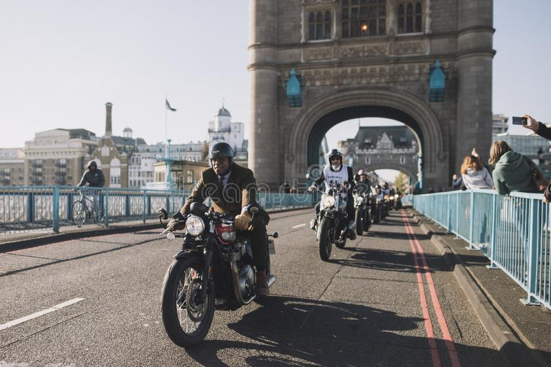 DGR London 2018 stock image