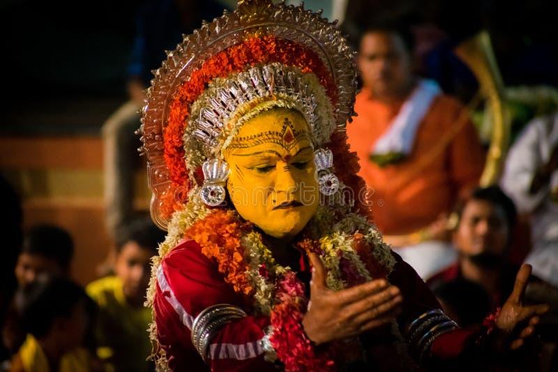 Dhaiva & x28; Vaidhyanatha & x29; Mangalore kultura obrazy royalty free