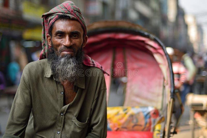 Dhaka, Μπανγκλαντές στοκ εικόνες