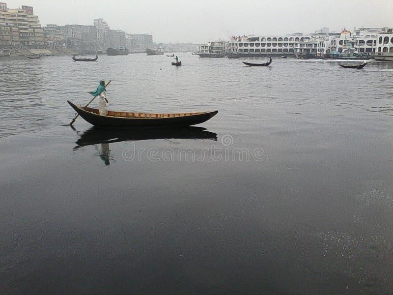Download Dhaka Sadarghat editorial photography. Image of large - 83710242