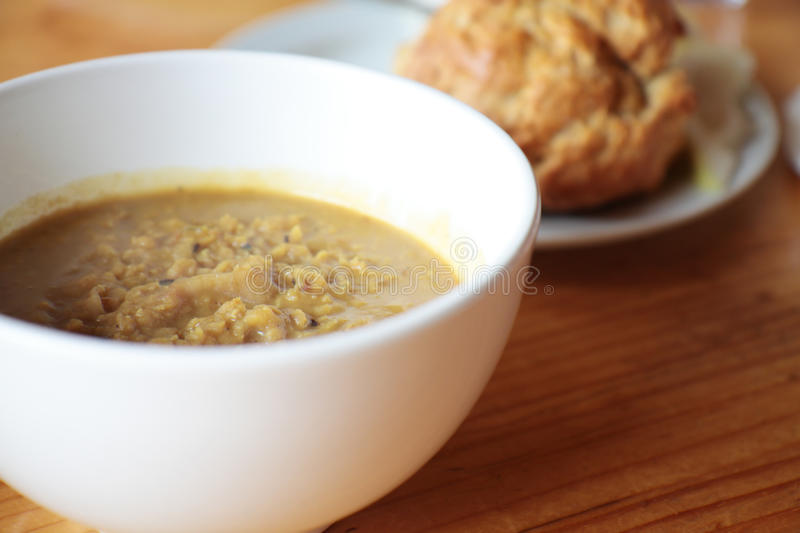 Dhal Royalty Free Stock Photo