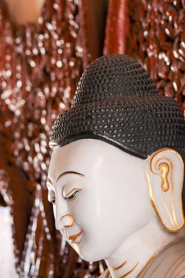 Dhamikarama Burmese Temple in Penang royalty free stock image