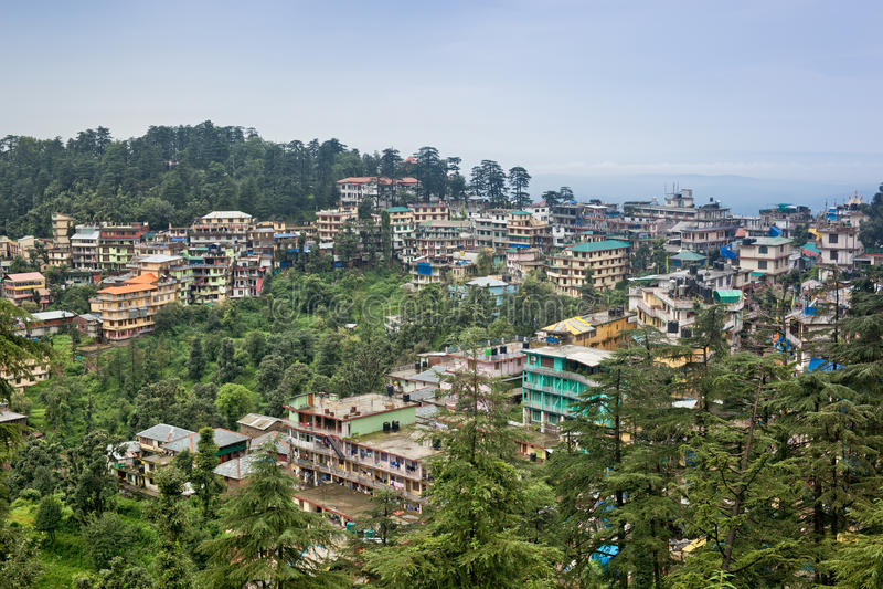 Dharamsala images libres de droits