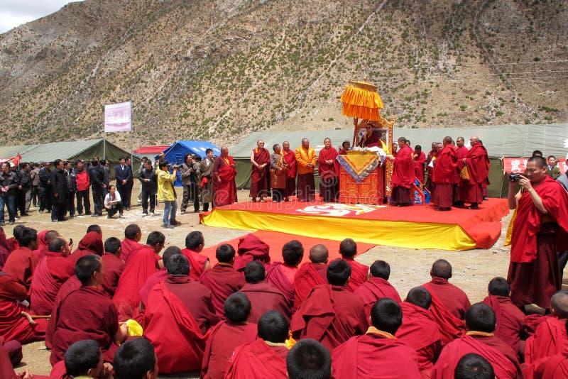 Download Dharma assembly editorial photo. Image of lama, erdini - 14328231