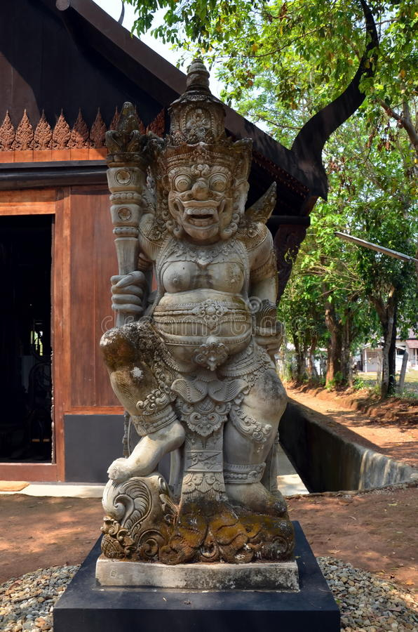 Dharmapala imagem de stock royalty free