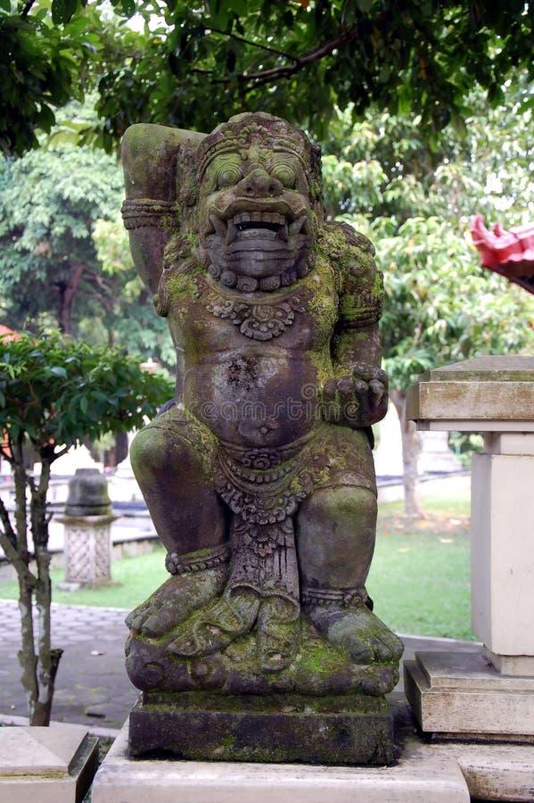 Dharmapala - guardião dos ensinos budistas fotos de stock