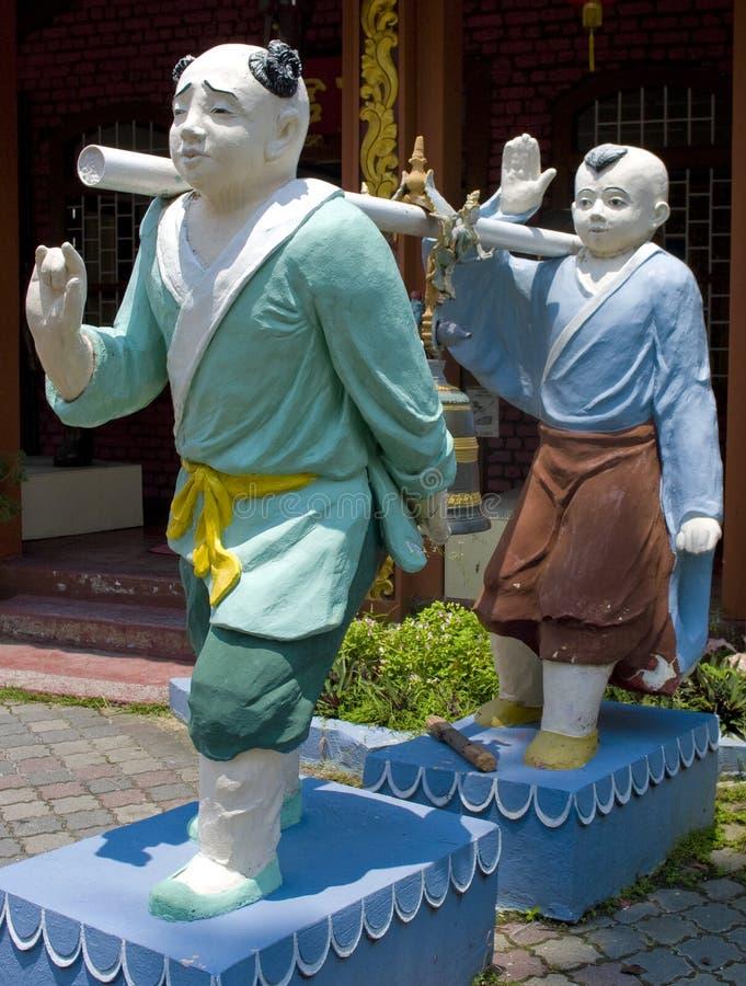 Free Dharmikarama Burmese Temple Royalty Free Stock Image - 26801026
