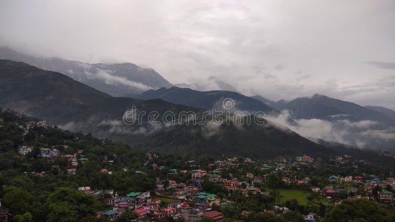 Dharmshala photographie stock