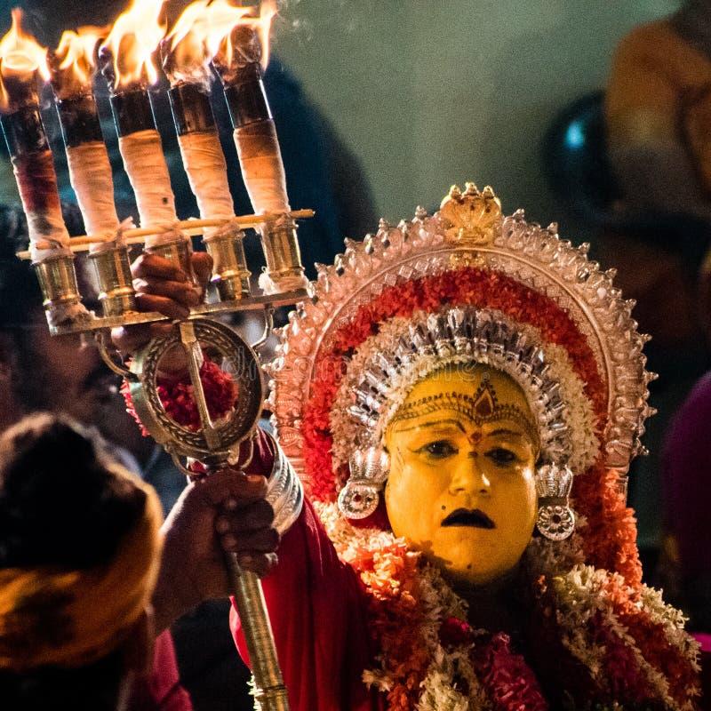 Dhiva Mangalore Cluture & x28; Vaidhyanatha & x29; royalty free stock photography