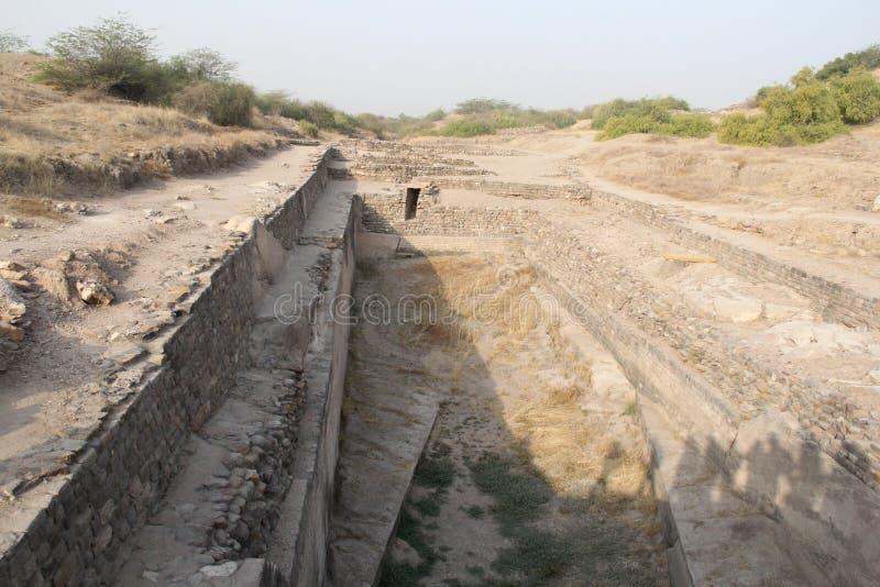 Download Dholavira Harappa Civilization Stock Photo - Image of historical, ruins: 40262232