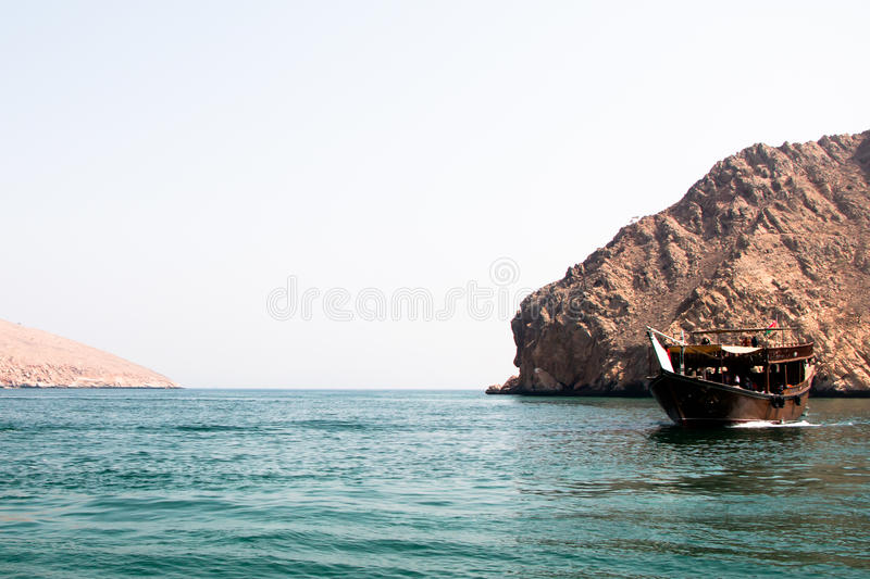Dhow Cruise royalty free stock photography