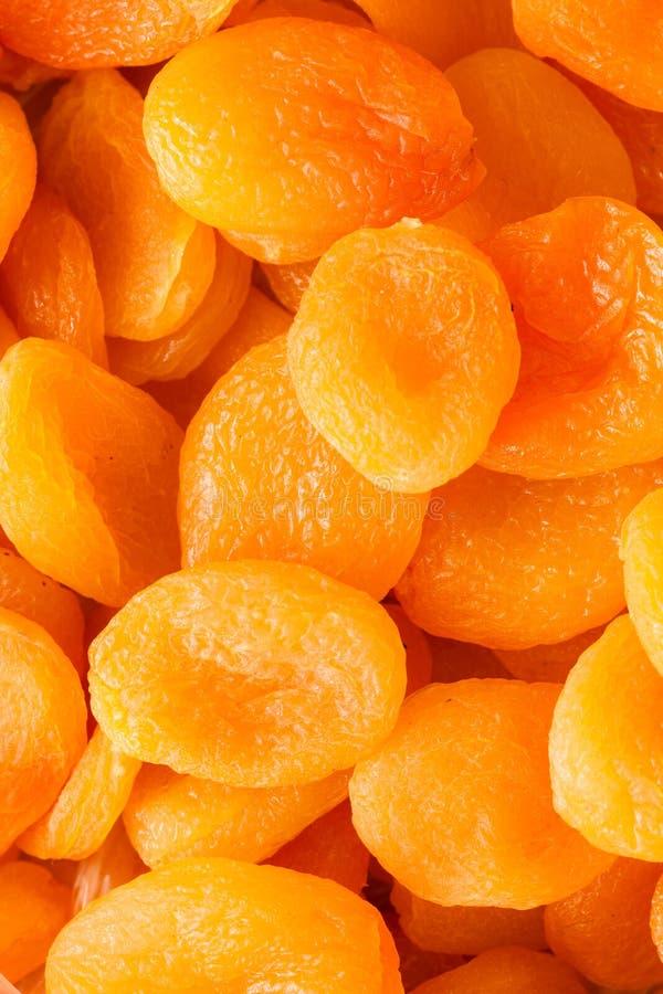 Diät Aprikosentrockenfrüchte als Lebensmittelhintergrund stockbilder
