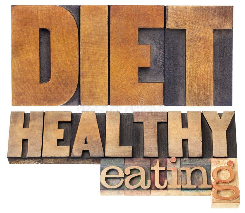 Diät und gesunde Ernährung stockfotos