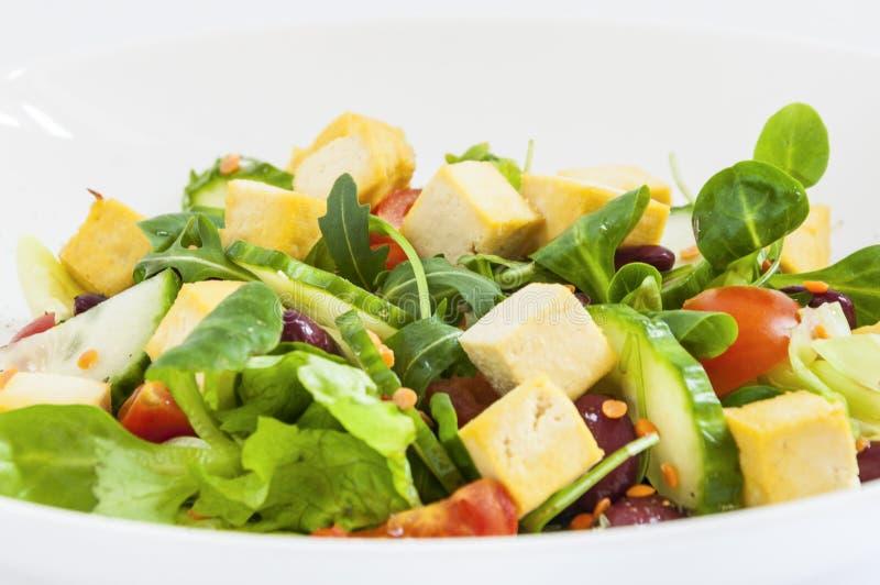 Diätetischer Salat lizenzfreie stockfotos