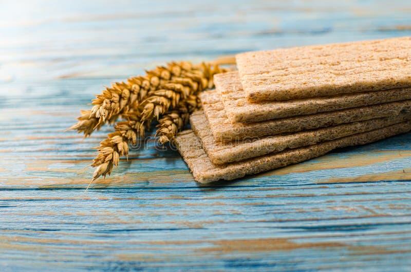 Diätetisches Brot gemacht von den Getreide lizenzfreies stockbild