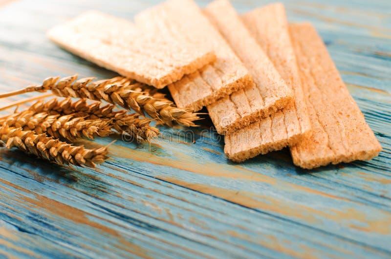 Diätetisches Brot gemacht von den Getreide lizenzfreie stockfotografie