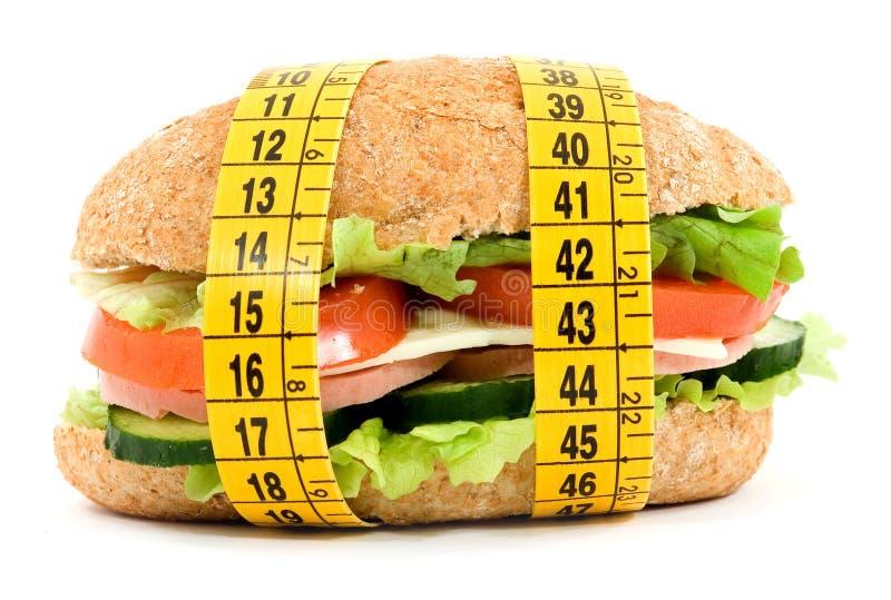 Diätnahrung lizenzfreies stockbild
